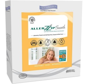 protect a bed allerzip smooth image