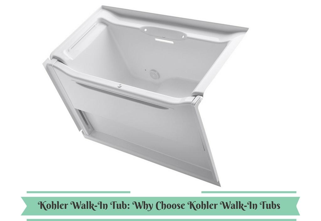 Kohler Walk-In Tub