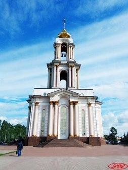 Храм Георгия Победоносца (Курская область, городской округ ...