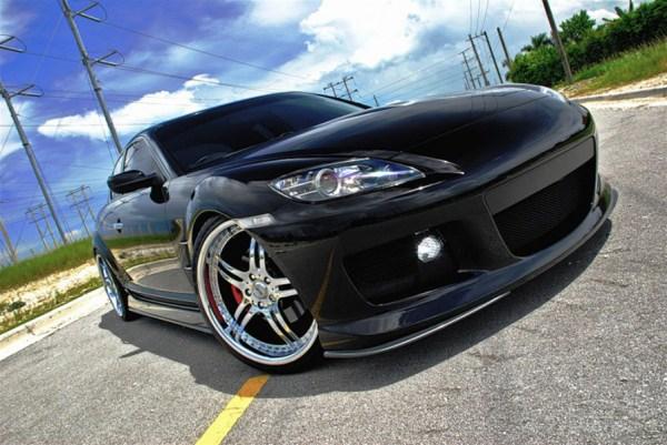 Mazda RX-8 - спортивная купешка / личный блог Panda-Lovik ...
