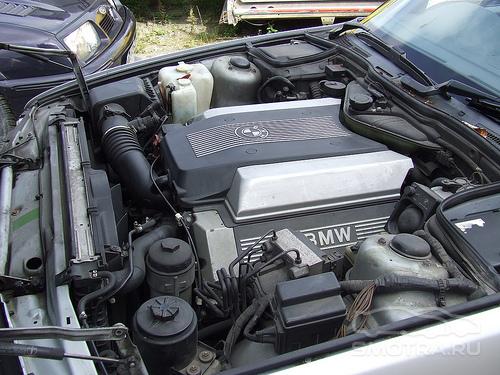 BMW e34 540 что скажите? / личный блог Dimanpwnz / smotra.ru