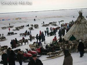 Природные условия России