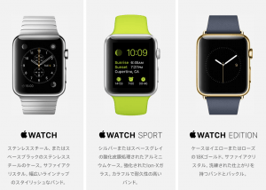 AppleWatch-style