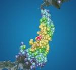 新潟地震マグニチュード6.8はどれくらいヤバい!?東日本大震災や熊本地震との比較も