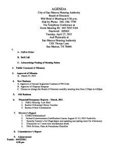 thumbnail of Board Agenda PH April 27 2021