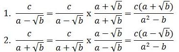 Matematika SMP Bilangan Berpangkat dan Bentuk Akar 11