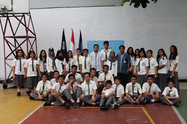 Pemilihan OSIS SMP Budi Luhur 2016