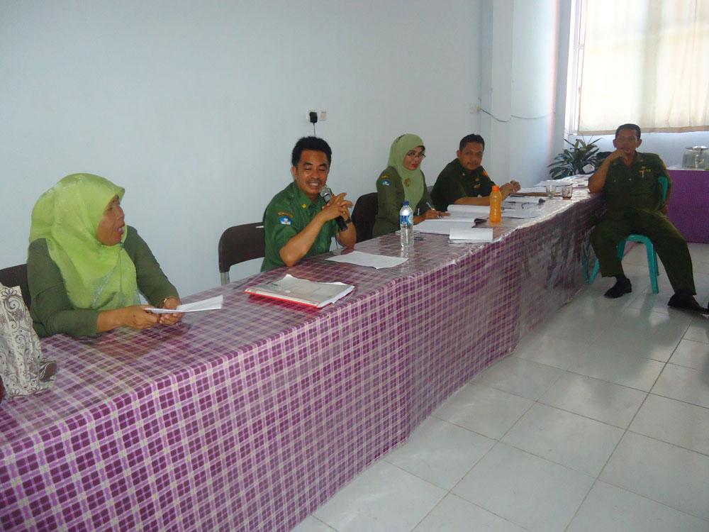 Rapat Persiapan UN dan Perpisahan Siswa Kelas IX
