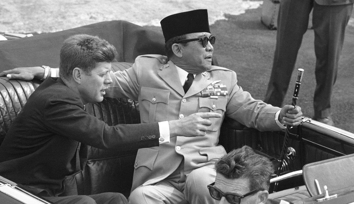 Biografi Soekarno Singkat, Proklamator Presiden Pertama Indonesia