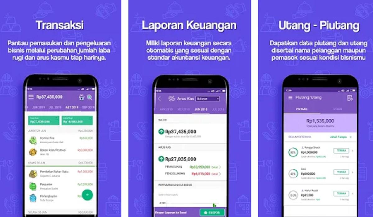 Aplikasi Keuangan Rumah Tangga Terbaik