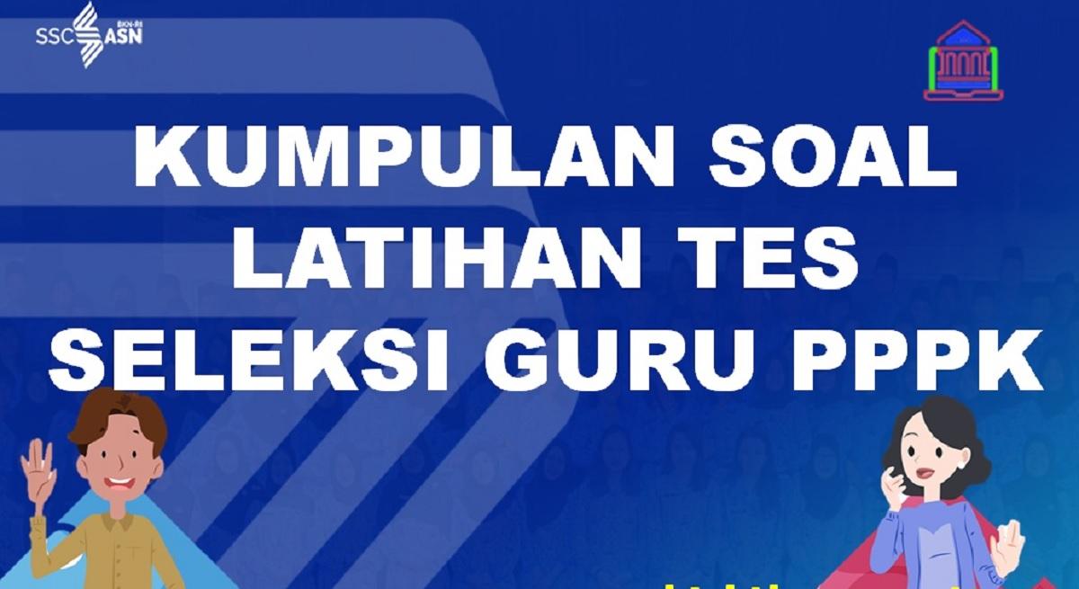 SOAL P3K GURU SEMUA JURUSAN