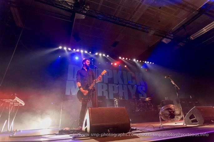 Tim Brennan - Dropkick Murphys