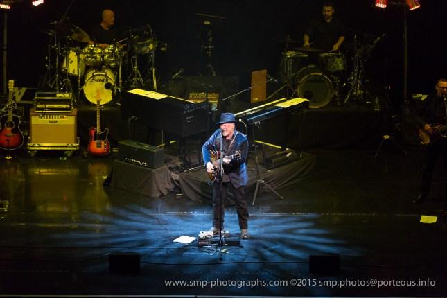 Paul Carrack - Royal Concert Hall Glasgow 2015
