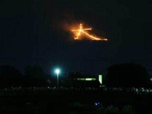 大文字山 送り火