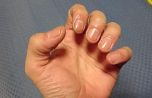爪 俺の手
