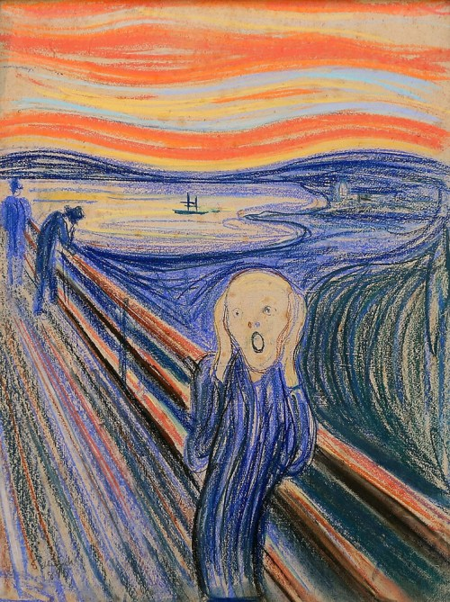 Edvard-munchs-the-scream-artwork