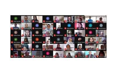 Majlis Sambutan Hari Guru SAKURA via Google Meet