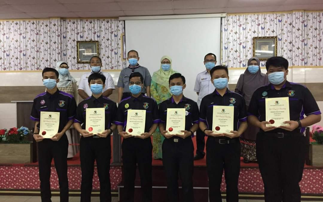 Majlis Anugerah Pengetua