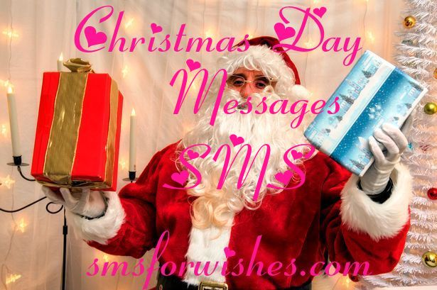 Christmas Day Messages SMS Collection 2019