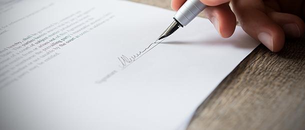 paper trust deeds
