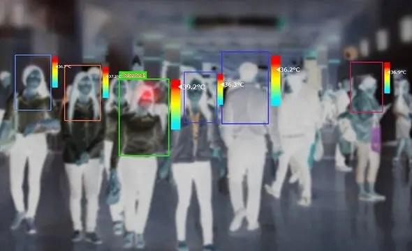 câmera térmica intelbras