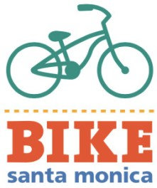 bike santa monica/  MS team logo 1