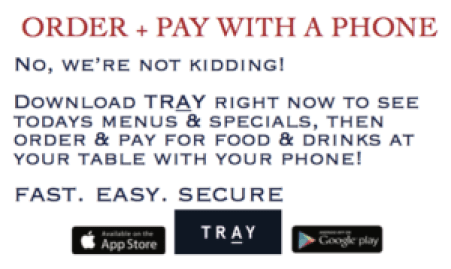 Order pay with a phone