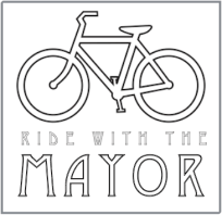 Ride with the Mayor