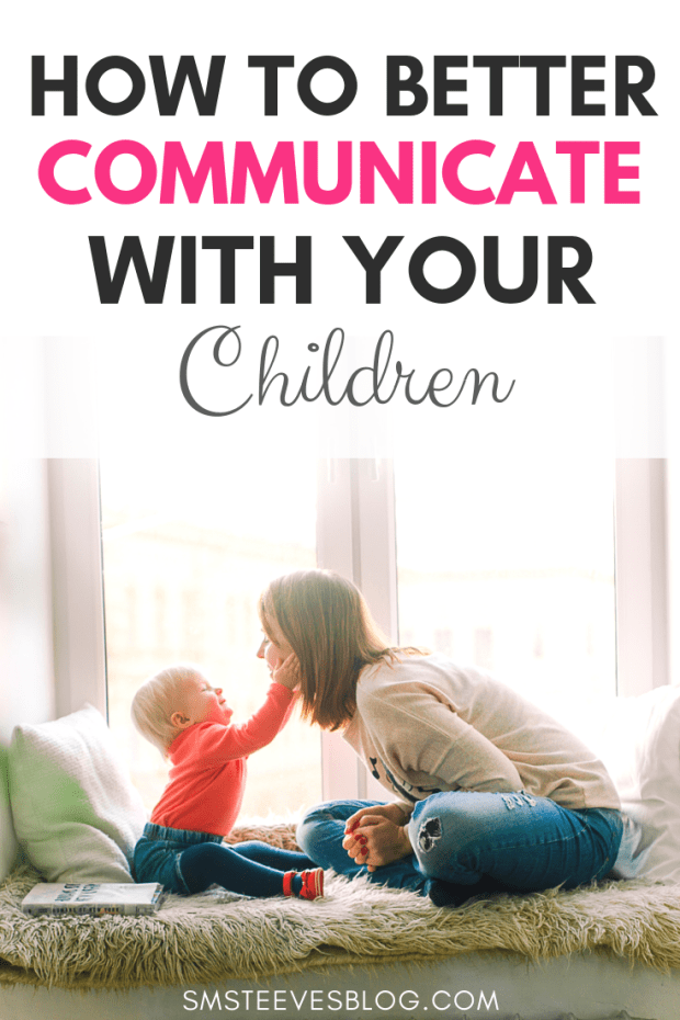 Blog post for parents to learn effective ways tobettercommunicate with yourchildren to reducenegative attentionseekingbehaviors and strengthen the parent and childrelationship. #Parenting #Communication #Children #ParentingTips