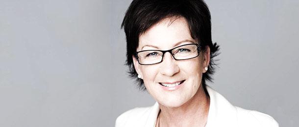 SMSFA chief executive Andrea Slattery
