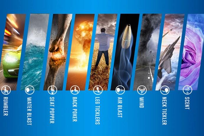 MX-4D MX4D futur du cinéma 3D