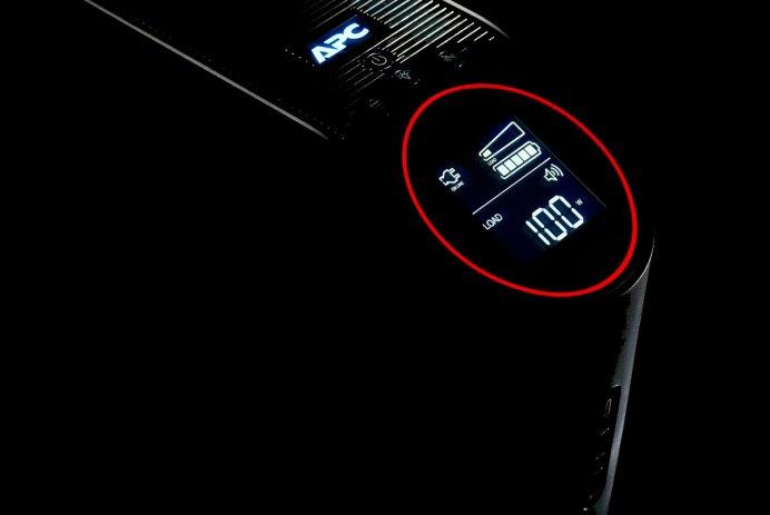 Back-UPS Pro Gaming UPS BGM 1500(B) onduleur power bar
