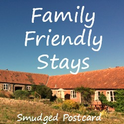 Smudged Postcard Family Travel Adventures