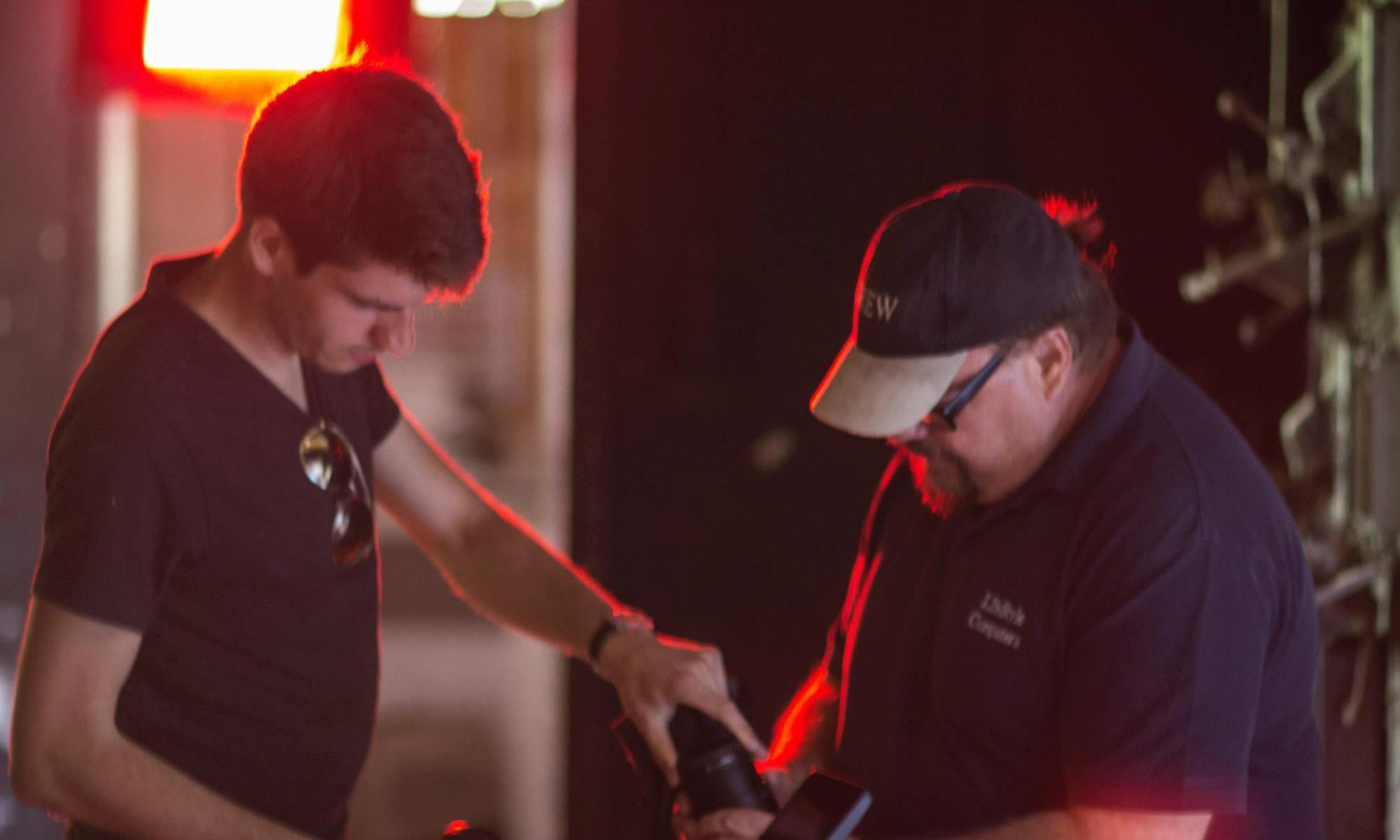 Laurent Durham Abjection Camera Assistant