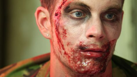 Dan Pearce Abjection Army Zombie
