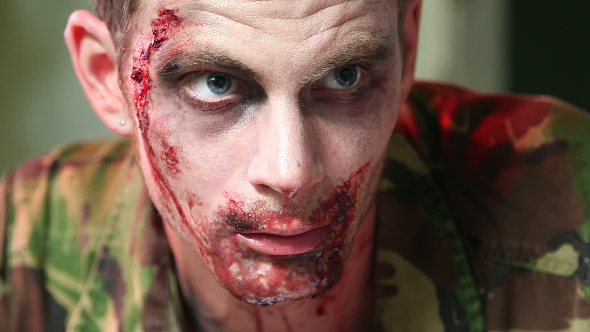 Dan Pearce Abjection Zombie