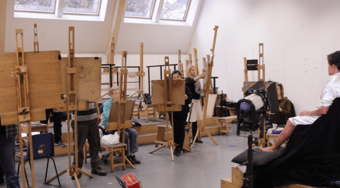 Promotional Video Master Drawing Class