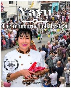 Yayu & The Wimborne Folk Festival