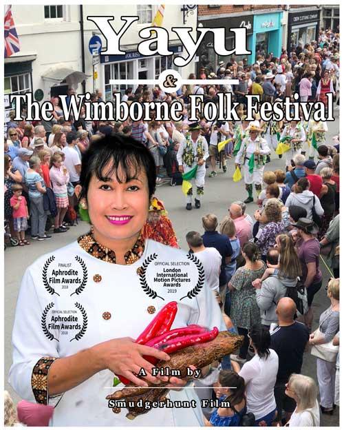 Yayu and the Wimborne Folk Festival
