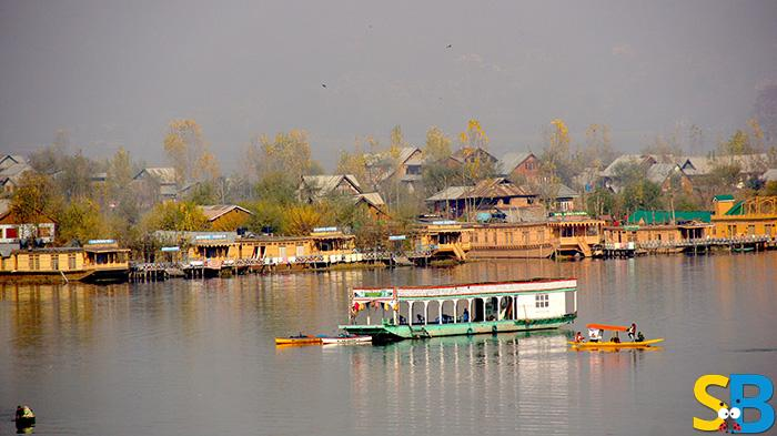 Srinagar, The capital