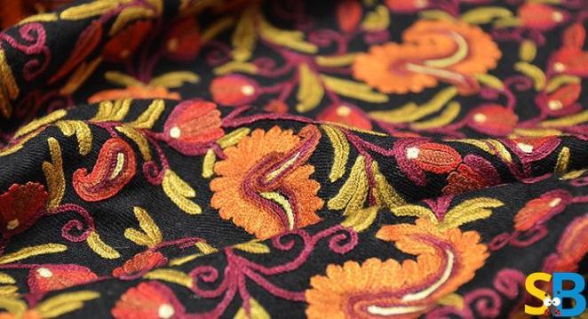 The Pashmina shawls