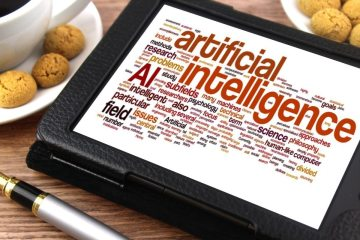 Artificial Intelligence Word Cloud - PRSSA Blog