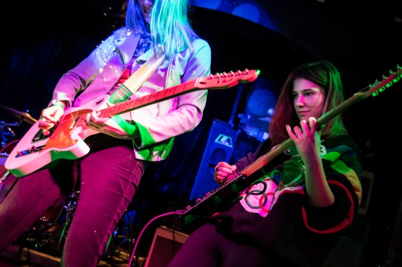 Potty Mouth @ Middle East Club, 3/2/17