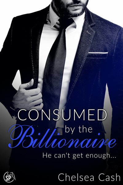 Consumed by the Billionaire Cover