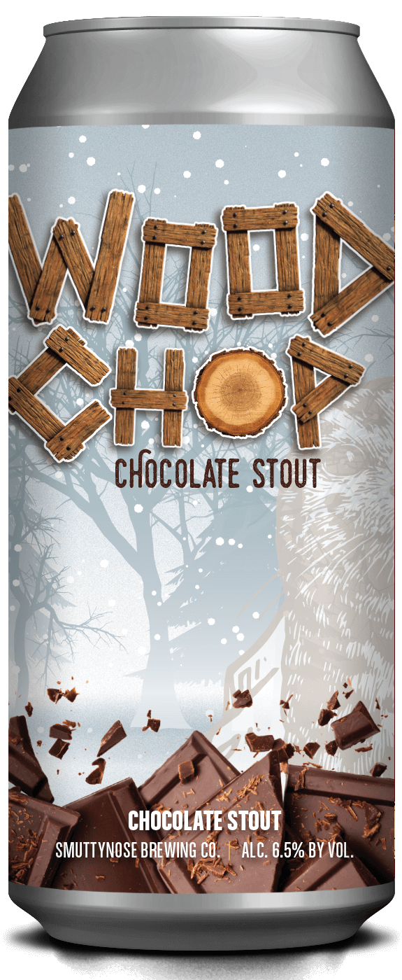 WOOD CHOP CHOCOLATE STOUT