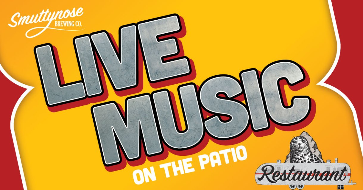 Live Music on the Patio