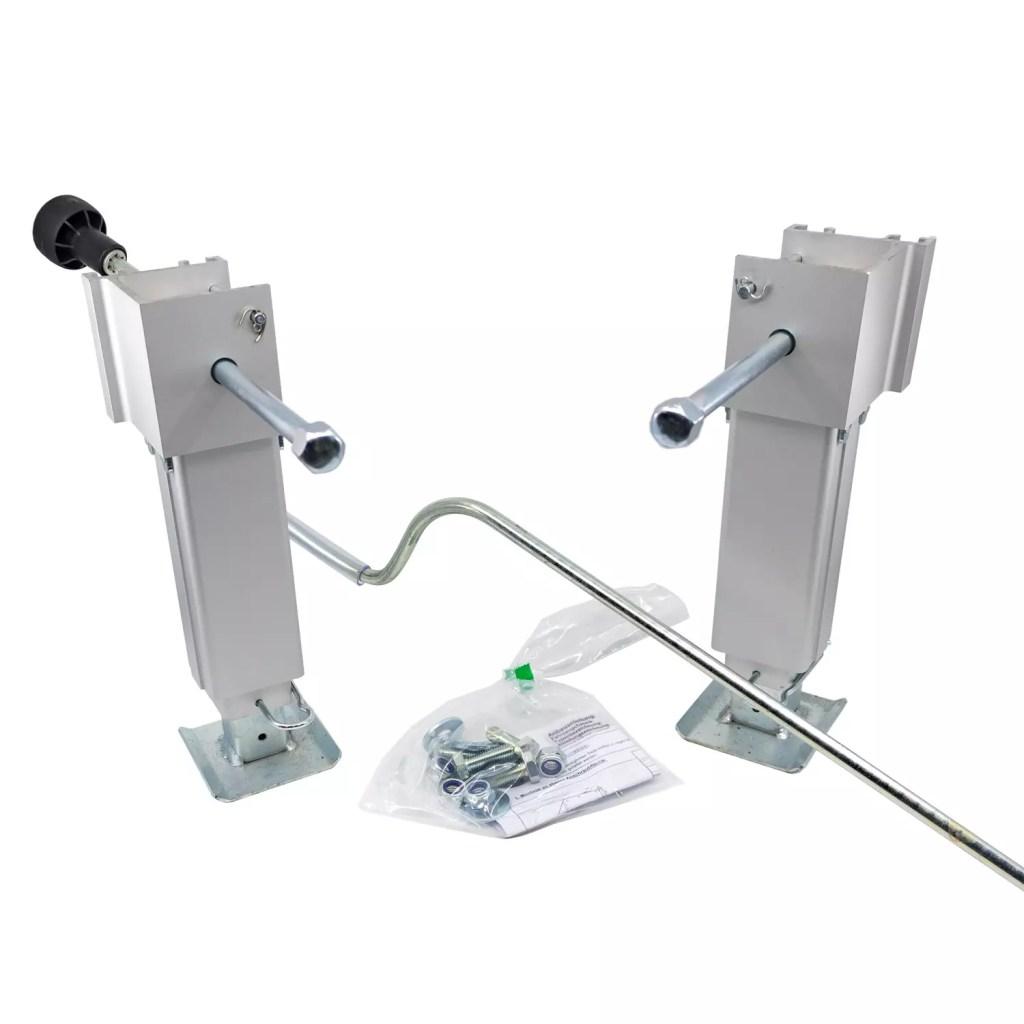 SMV - Alu-Matic Stützen