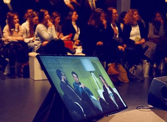 """Die Carl Group """"Technikpartner der SMWHH seit 2015"""""""