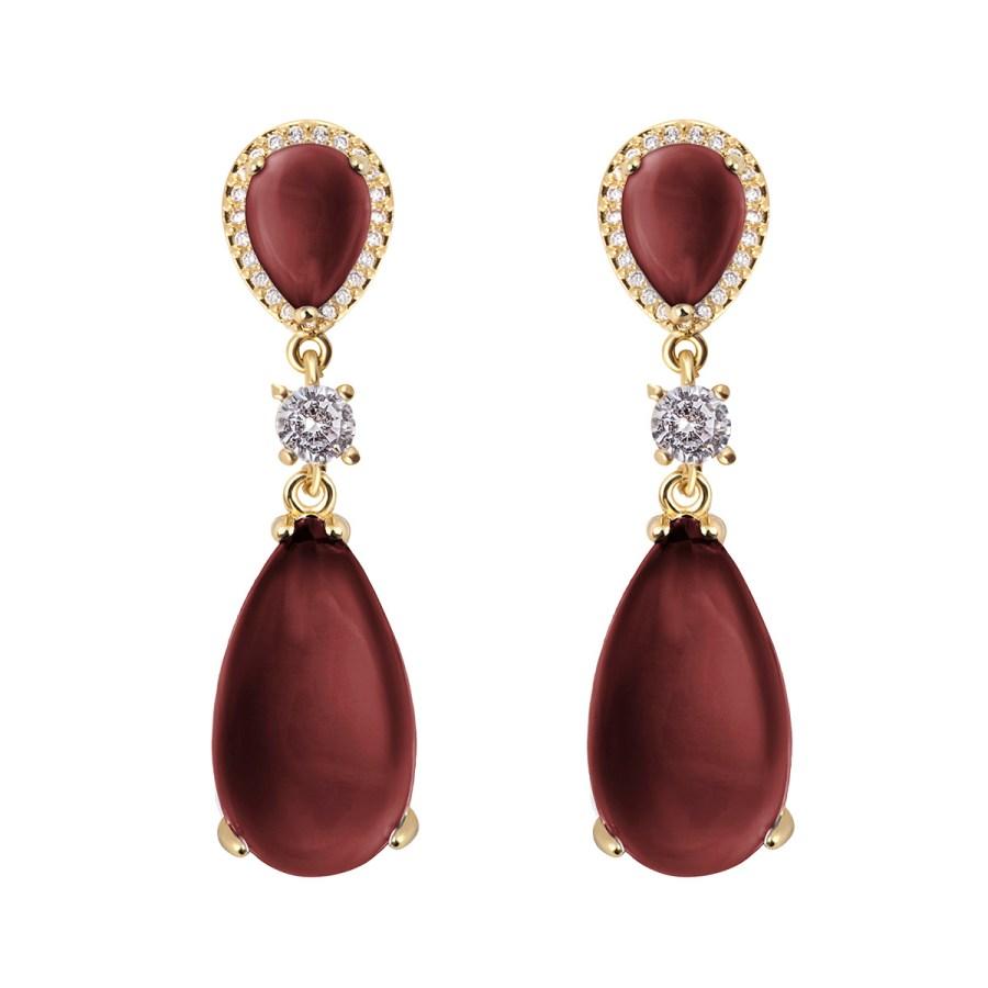 897-6000370-Oscar-small-pendant-ear-g-rust