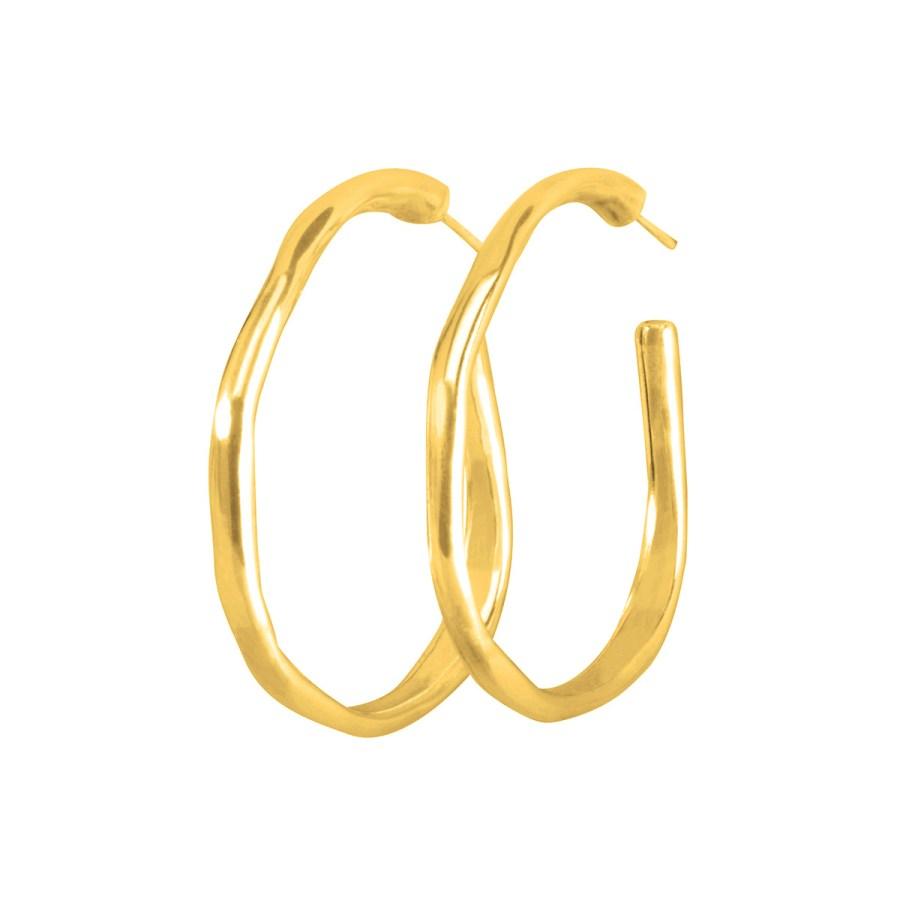 Ohmmm… Örhängen, guld
